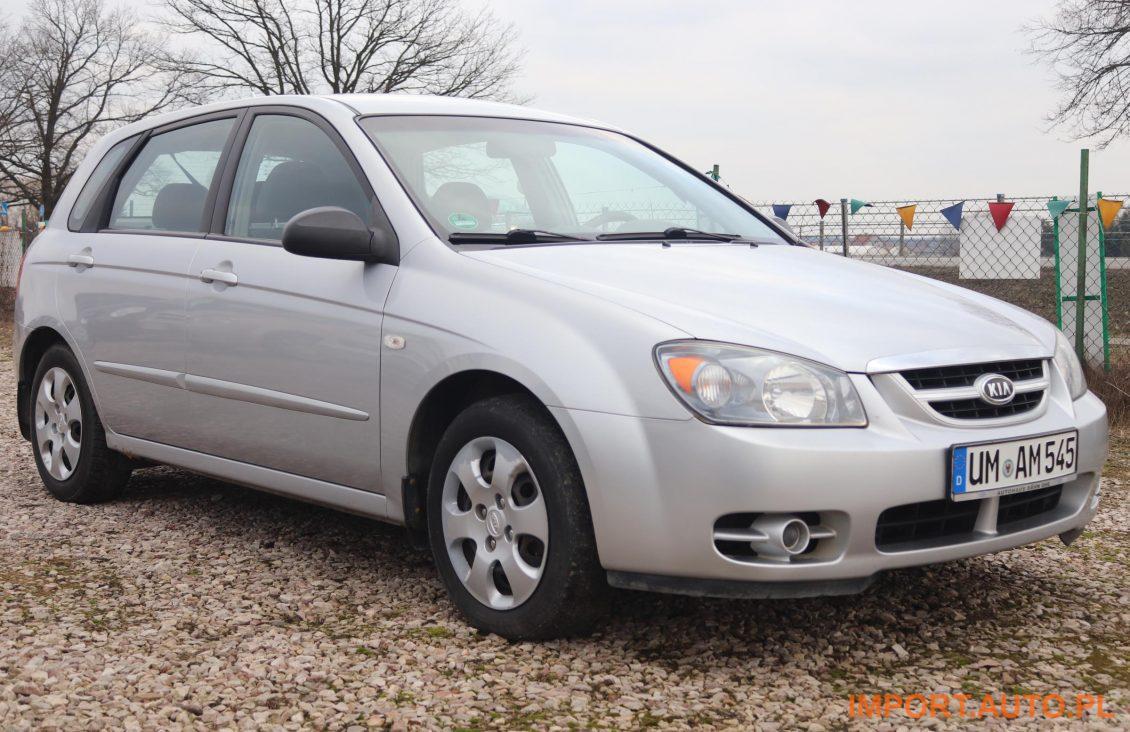 kia cerato 2006 fuel consumption